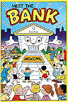 Meet The Bank Financial Education Comic Book